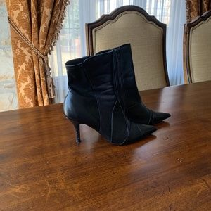 Spring Black boots Size 39